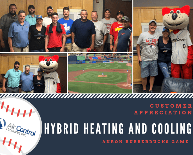 Hybrid Heating and Cooling Customer Appreciation Event